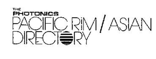 THE PHOTONICS PACIFIC RIM/ASIAN DIRECTORY