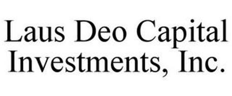 LAUS DEO CAPITAL INVESTMENTS, INC.