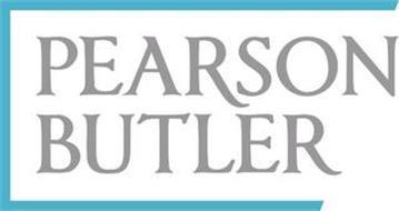 PEARSON BUTLER