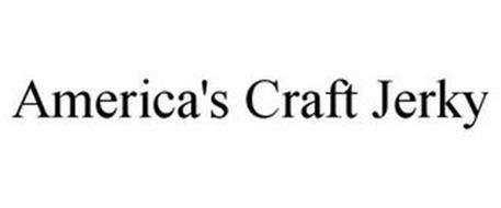 AMERICA'S CRAFT JERKY