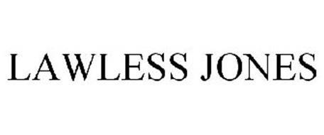 LAWLESS JONES