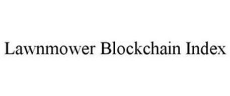 LAWNMOWER BLOCKCHAIN INDEX