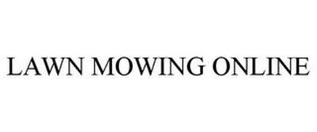 LAWN MOWING ONLINE