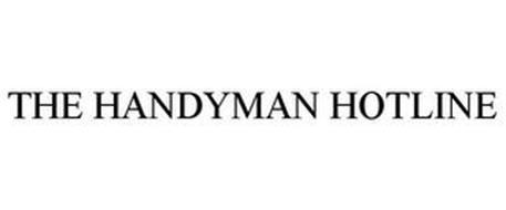 THE HANDYMAN HOTLINE