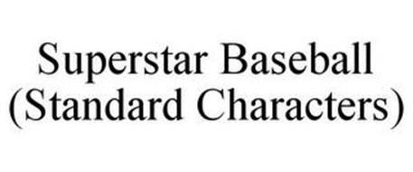 SUPERSTAR BASEBALL (STANDARD CHARACTERS)