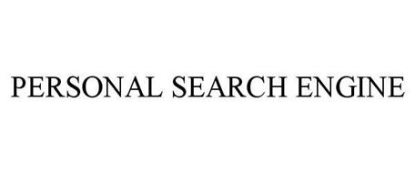 PERSONAL SEARCH ENGINE