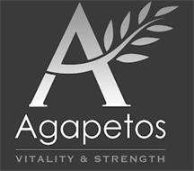 A AGAPETOS VITALITY & STRENGTH