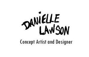 DANIELLE LAWSON CONCEPT ARTIST AND DESIGNER