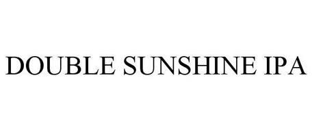 DOUBLE SUNSHINE IPA