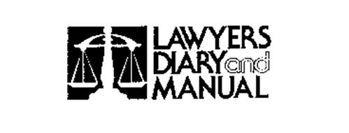 LAWYERS DIARY AND MANUAL