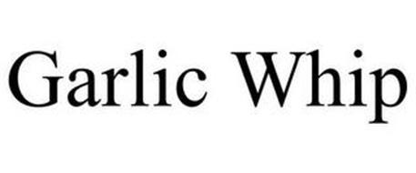 GARLIC WHIP