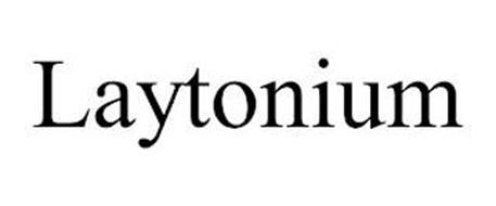 LAYTONIUM