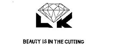 LK BEAUTY IS IN THE CUTTING