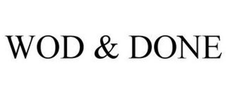 WOD & DONE