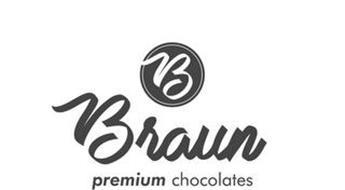 B BRAUN PREMIUM CHOCOLATES
