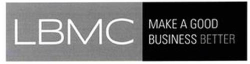 LBMC MAKE A GOOD BUSINESS BETTER