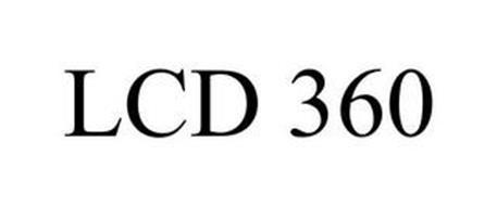 LCD 360