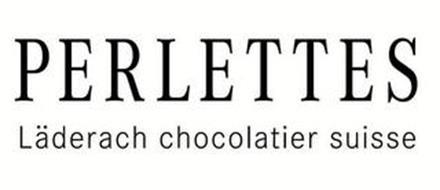 PERLETTES LÄDERACH CHOCOLATIER SUISSE