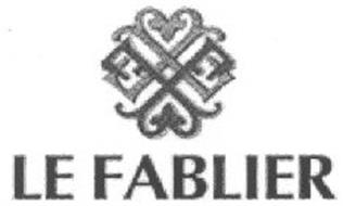 LE FABLIER Trademark of LE FABLIER S.p.A.. Serial Number: 79013820 ...