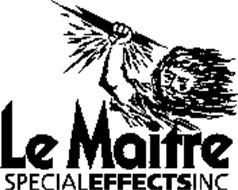 LE MAITRE SPECIAL EFFECTS INC.
