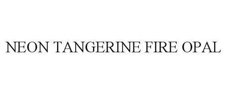 NEON TANGERINE FIRE OPAL