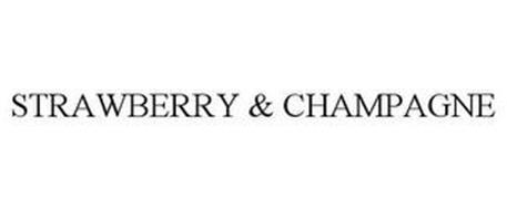 STRAWBERRY & CHAMPAGNE