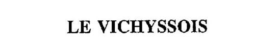 LE VICHYSSOIS