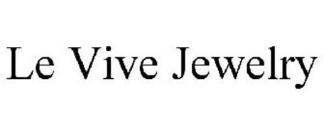 LE VIVE JEWELRY