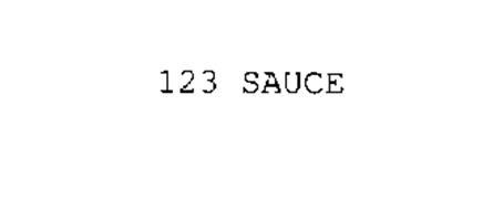 123 SAUCE