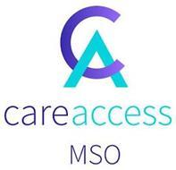 CA CAREACCESS MSO