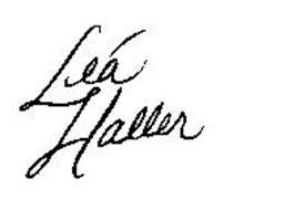 LEA HALLER