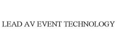LEAD AV EVENT TECHNOLOGY
