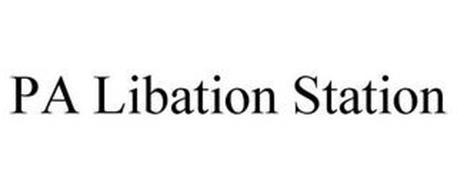 PA LIBATION STATION