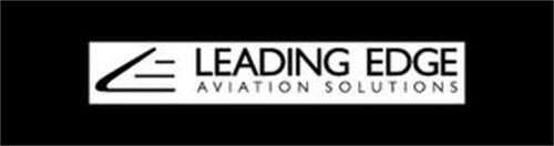 LE LEADING EDGE AVIATION SOLUTIONS