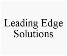 LEADING EDGE SOLUTIONS