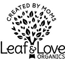 CREATED BY MOMS LEAF & LOVE ORGANICS