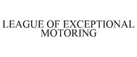 LEAGUE OF EXCEPTIONAL MOTORING