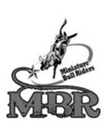 MBR MINIATURE BULL RIDERS