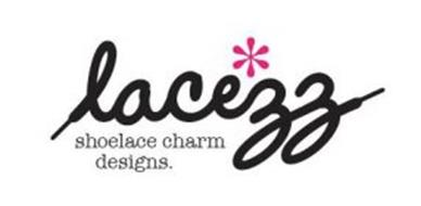 LACEZZ SHOELACE CHARM DESIGNS.