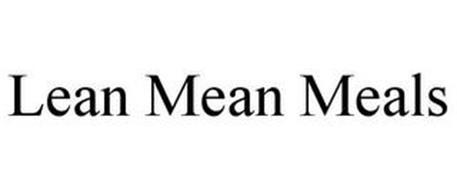 LEAN MEAN MEALS
