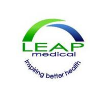 LEAP MEDICAL INSPIRING BETTER HEALTH