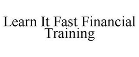 LEARN IT FAST FINANCIAL TRAINING