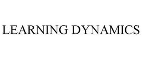 LEARNING DYNAMICS