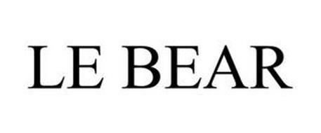LE BEAR