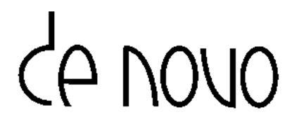 DE NOVO