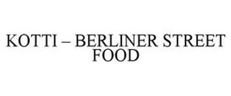 KOTTI - BERLINER STREET FOOD