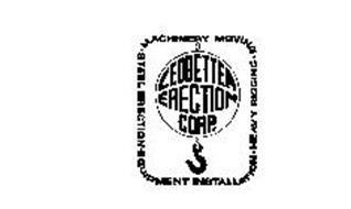 LEDBETTER ERECTION CORP.  MACHINERY MOVING HEAVY RIGGING EQUIPMENT INSTALLATION STEEL ERECTION
