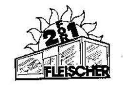 2 FOR 1 FLEISCHER
