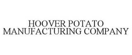 HOOVER POTATO MANUFACTURING COMPANY