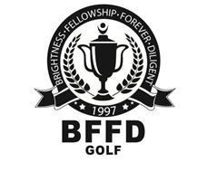 BFFD GOLF BRIGHTNESS·FELLOWSHIP·FOREVER· DILIGENT 1997
